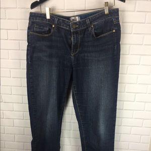 Paige jeans size 32 blue